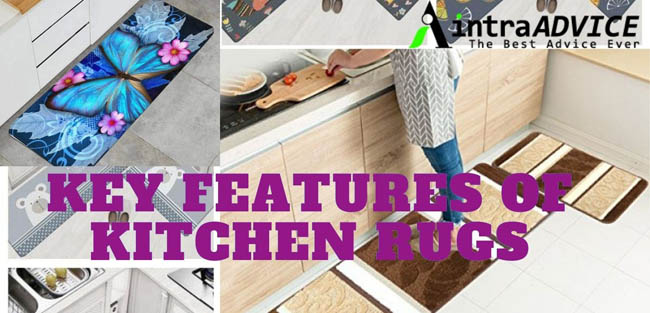 Key Features ofKitchen Rugs