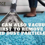 People Can Also Vacuum The Rug First To Remove Dirt And Dust Particles