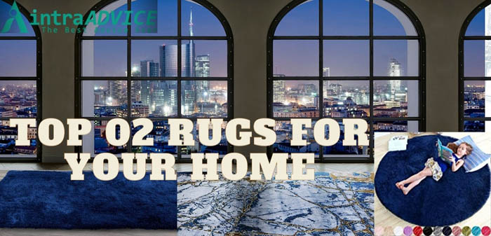 Top 02 Rugs for Your Home