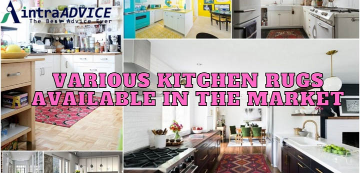 Various Kitchen Rugs Available In the Market