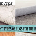 Different types of rugs for their kitchen