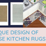 Unique Design Of These Kitchen Rugs