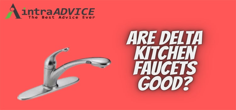 Are Delta kitchen faucets good