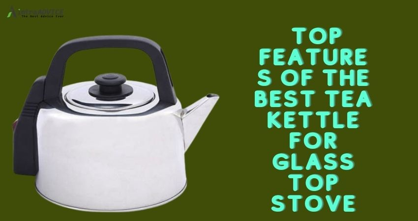 Top Features of the best tea kettle for glass top stove