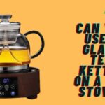 Can you use a glass tea kettle on a gas stove