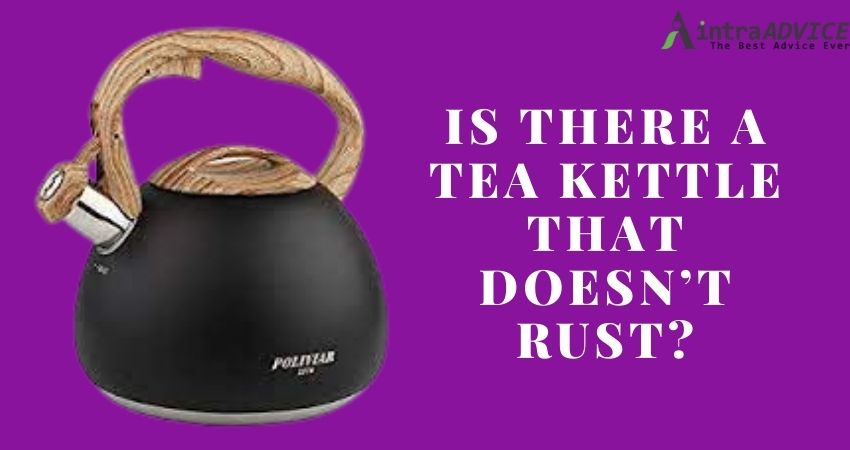 Is there a tea kettle that doesn